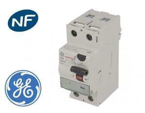 Interrupteur Différentiel 2P 63A / 300mA / type AC GE