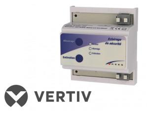 Télécommande TelAstus pour BAES avec SATI
