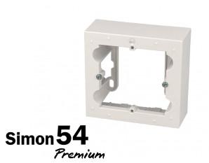 Boitier saillie simple Simon Premium