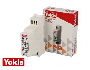 Télévariateur modulaire 500W Yokis