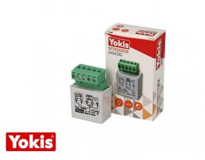 Micromodule télérupteur temporisé encastrable 2000W Yokis