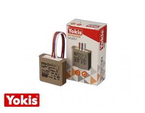 Micromodule minuterie encastrable 500W Yokis