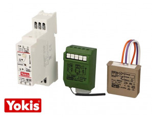 Télérupteur encastrable & modulaire Yokis