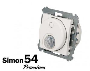 Interrupteur automatique avec détecteur de mouvement Simon Premium