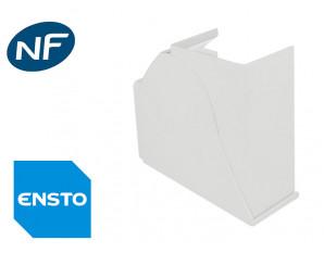 Angle plat pour plinthe ENSTO 80x54
