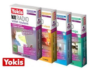 Kit radio Power Yokis
