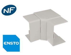 Angle Interieur pour plinthe ENSTO 80x54