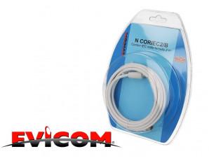 Cordon TV Mâle/Femelle 2 mètres