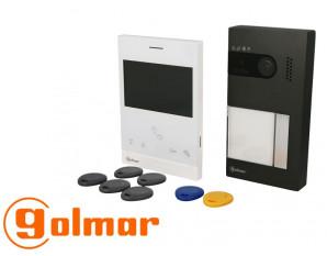 Kit visiophone GOLMAR Soul 4''