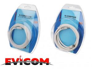 Cordon TV coaxial
