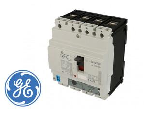 Disjoncteur tétrapolaire 4P/4D 100A (type boitier moulé)