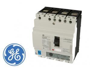 Disjoncteur tétrapolaire 4P/4D 160A (type boitier moulé)