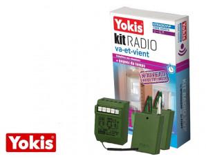Kit radio va-et-vient POWER Yokis