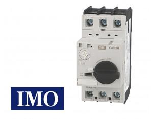 Disjoncteur magnéto thermique réglable de 0,25 à 26A