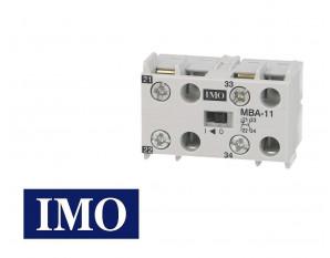 Contact auxiliaire IMO pour mini contacteurs MB09