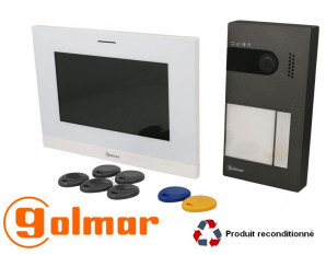 Kit visiophone GOLMAR Soul 7'' reconditionné