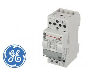 Contacteur jour / nuit 24A tétrapolaire General Electric