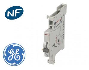Contact auxiliaire 1NO/1NC pour disjoncteur General Electric