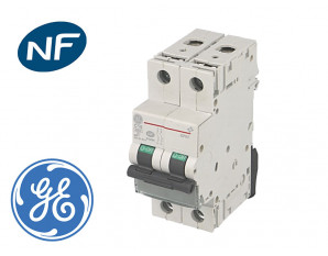 Disjoncteur modulaire bipolaire General Electric