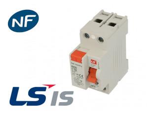 Interrupteur Différentiel 40A / 30mA / type A LS IS
