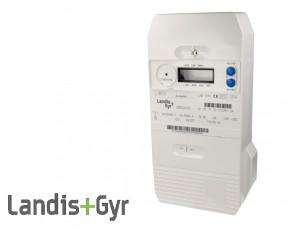 Compteur EDF triphasé Landis+Gyr