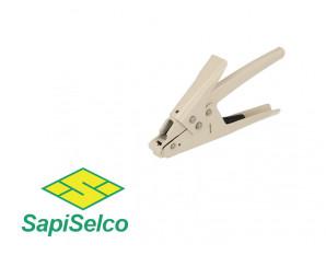 Pince de serrage pour colliers rilsan