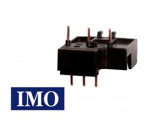 Adaptateurs pour montage de disjoncteur moteur IMO sur contacteur MB et MC