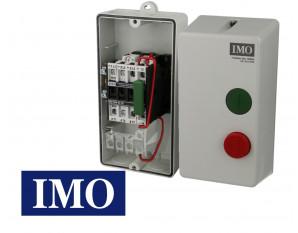 Boitier de démarrage moteur avec contacteur IMO