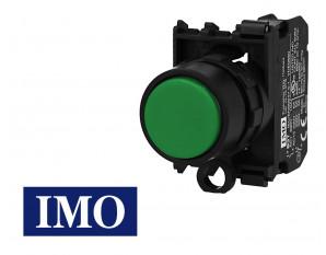 Bouton interrupteur affleurant maintenu IMO Ø22