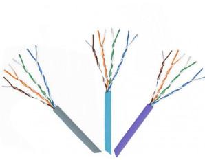 Câble RJ45 réseau informatique