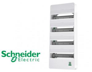Coffret électrique nu, largeur 13 modules Schneider Resi9