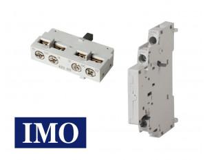 Contact auxiliaire pour disjoncteur départ moteur IMO