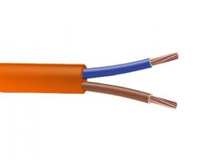 Câble CR1 2x1.5 anti-feu