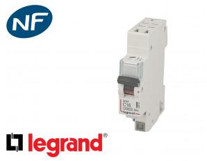 Disjoncteur DPN automatique Legrand DNX³