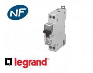 Disjoncteur DPN à vis Legrand DNX³