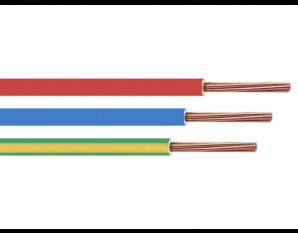 Fil H07VR 6mm² (bobine de 100m)