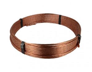 Câble cuivre nu (25m)