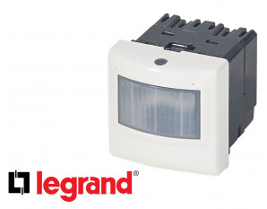 Interrupteur automatique Legrand Mosaic composable