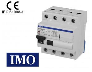 Interrupteur Différentiel Tétrapolaire IMO