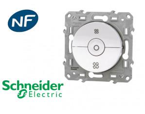 Interrupteur de VMC Schneider Odace