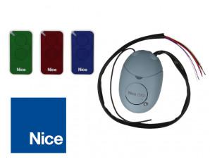 Kit 1 récepteur + 3 télécommandes Nice Era Inti kit