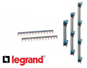 Peigne tableau electrique Legrand VX³ et HX³