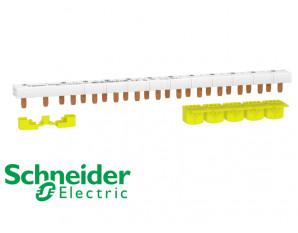 Peigne horizontal 13 modules Schneider Resi9 XP