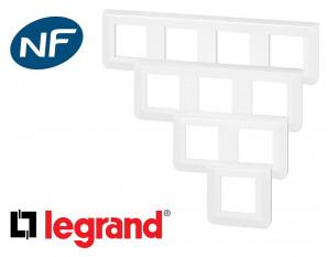 Plaque de finition Legrand Mosaic