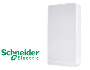 Porte opaque pour coffret 3 rangées Schneider Resi9