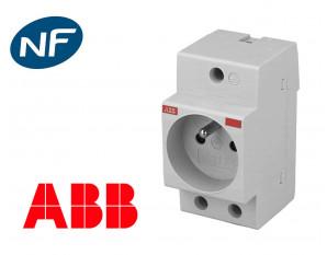 Prise de courant modulaire ABB