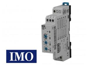 Relais temporisé modulaire multifonctions IMO