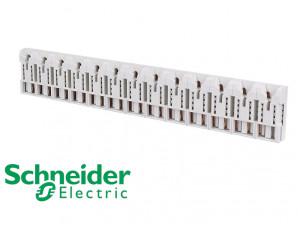 Accessoires de câblage pour gamme embrochable Schneider Resi9 XE