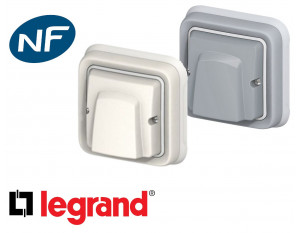 Sortie de câble Legrand Plexo™