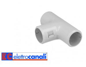 Jonction en T pour tube IRL ø25mm - par 10